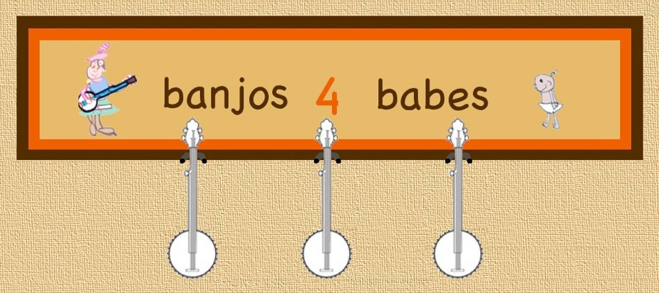 Banjos for babes volume one- classic children's songs